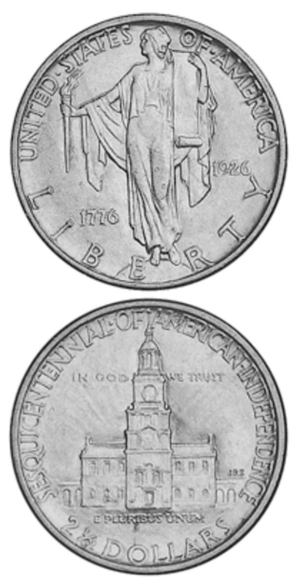 Although certainly more popular in terms of sales when compared to any other gold commemoratives up to that time, a high mintage for the 1926 Sesquicentennial of American Independence gold $2.50 made those sales look like a failure.