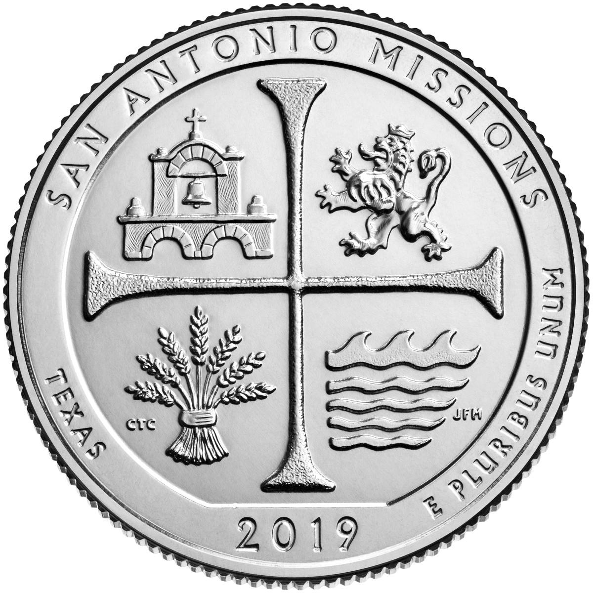 (image courtesy of the US Mint)