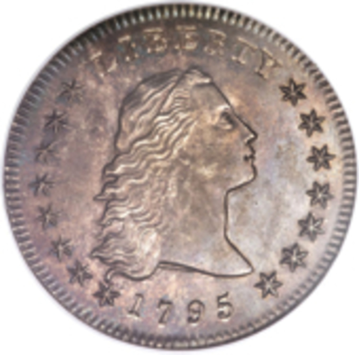1795 silver dollar