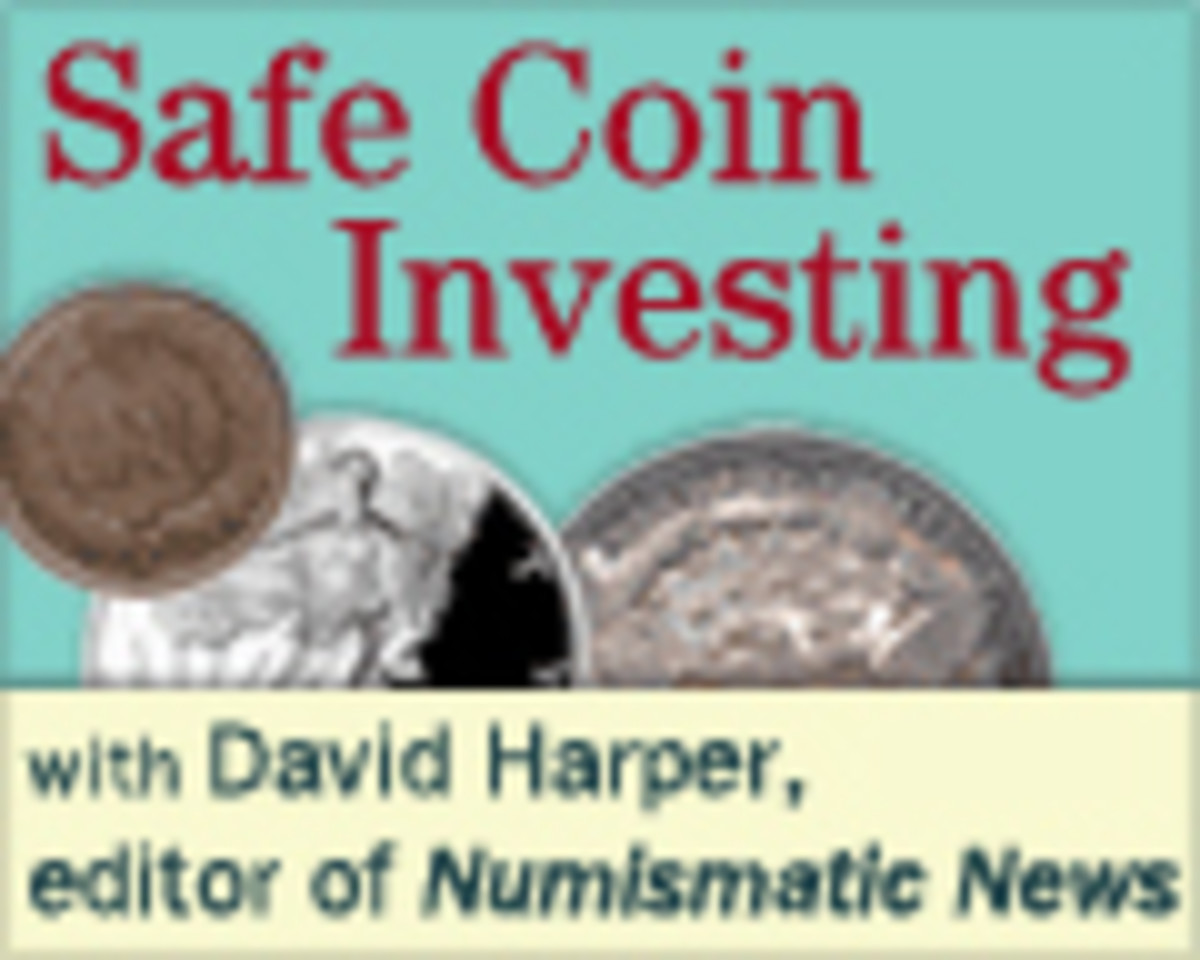 Safe Coin Investing Online Seminar