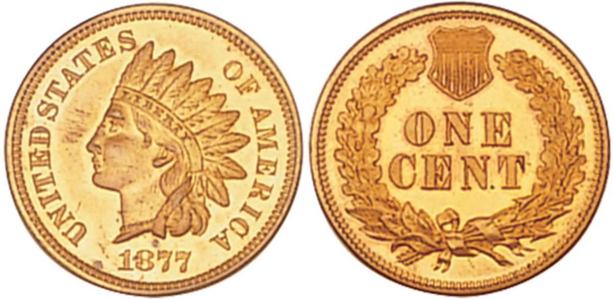 Indian Head cents remain a popular series to collect.