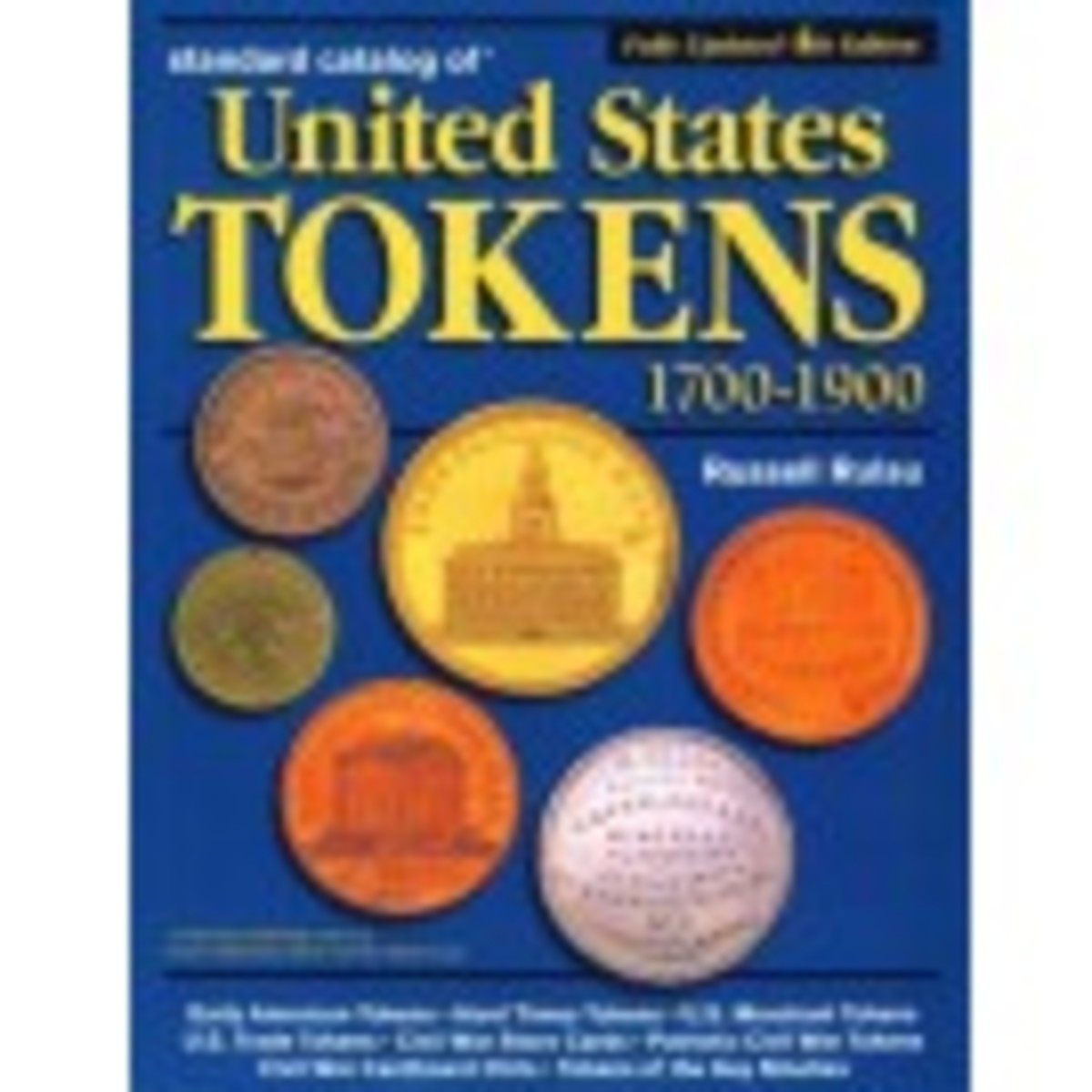 With all this history it's no wonder tokens are a popular segment of the coin collecting community.