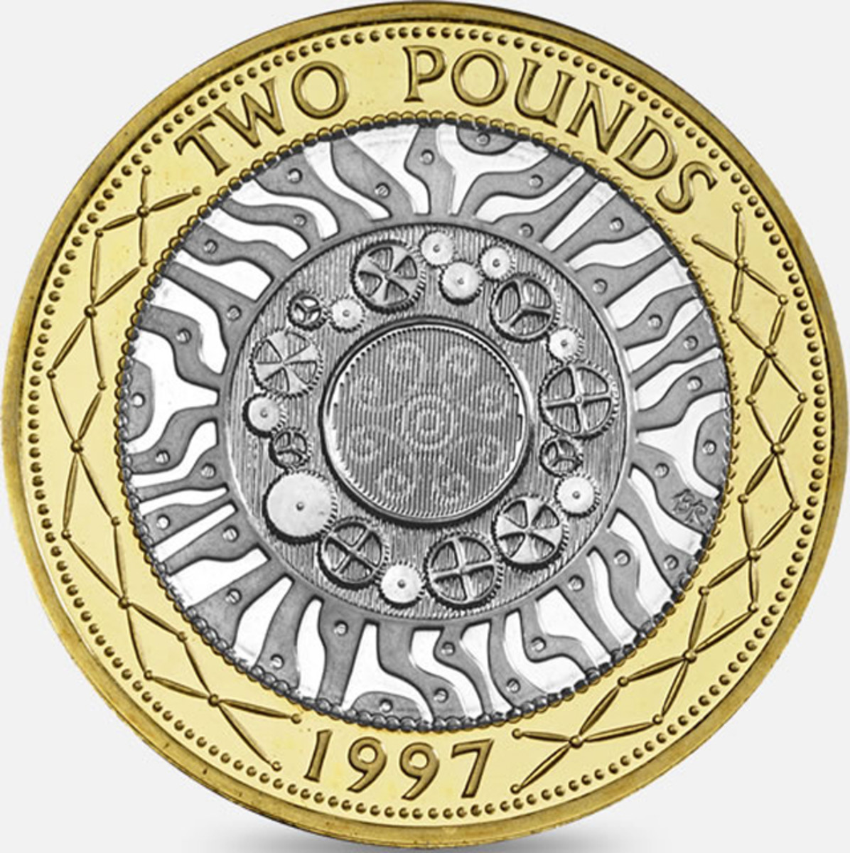 Could the British £2 coin be on a short list of coins counterfeiters are now considering copying?