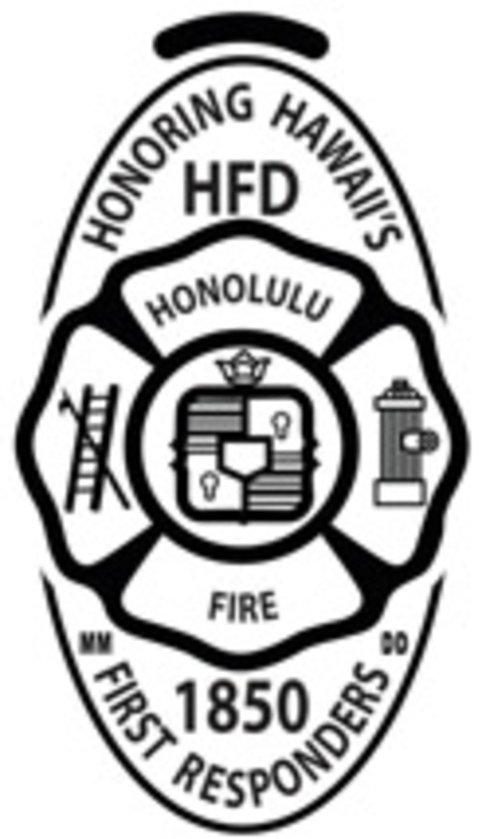 HFD – Honolulu Fire Department, City and County of Honolulu, established 1850