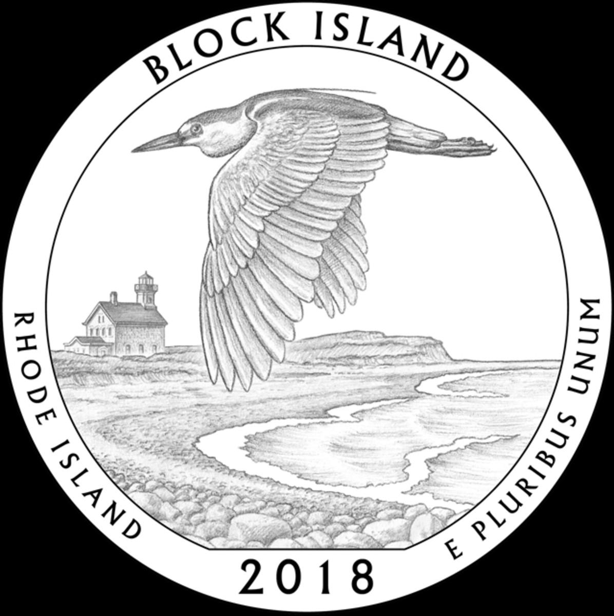 The CFA choose RI-02 for the Block Island National Wildlife Refuge.