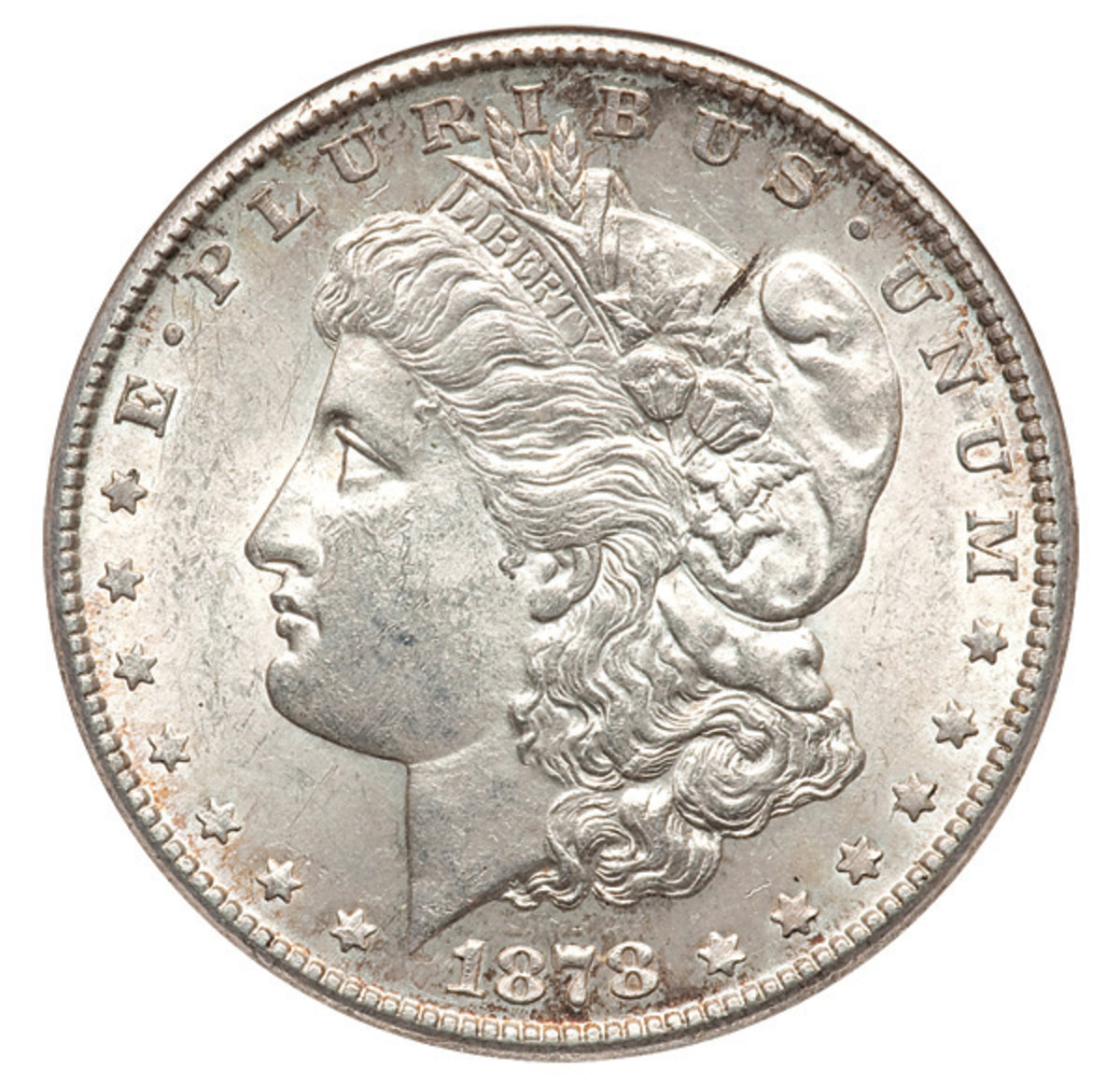1878-S Morgan dollar (Image courtesy Heritage Auctions)