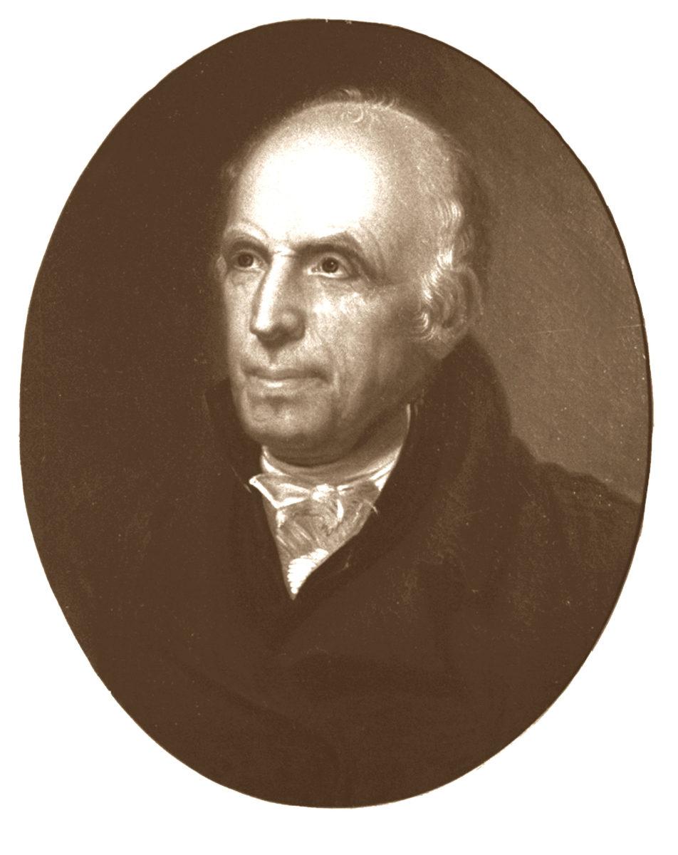 Mint Director Robert Patterson.