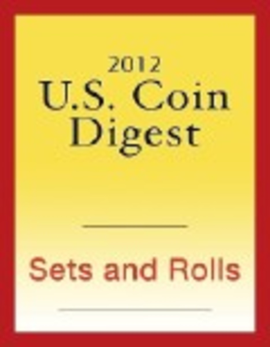 2012 U.S. Coin Digest: Sets and Rolls
