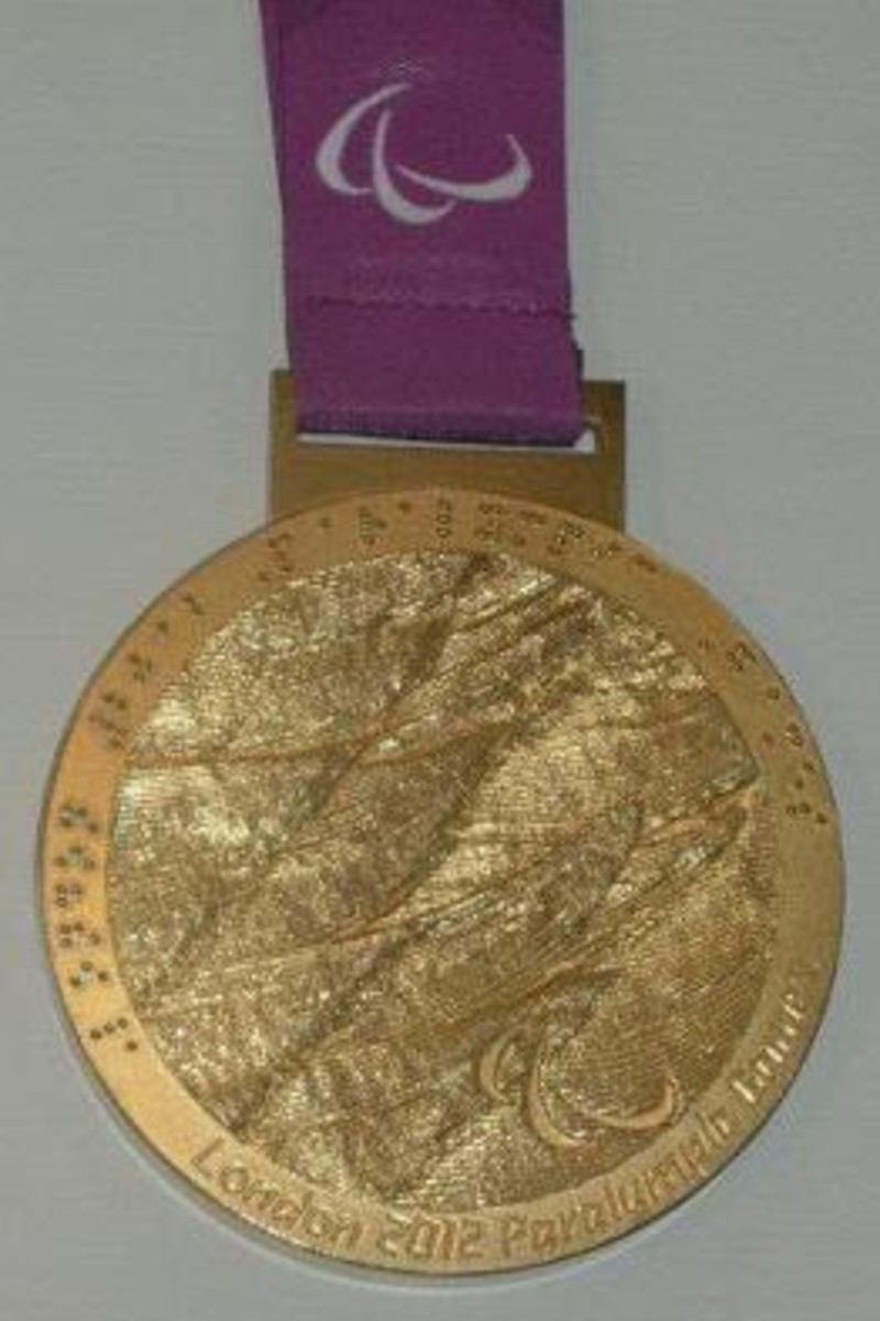 Paraolympic Medal