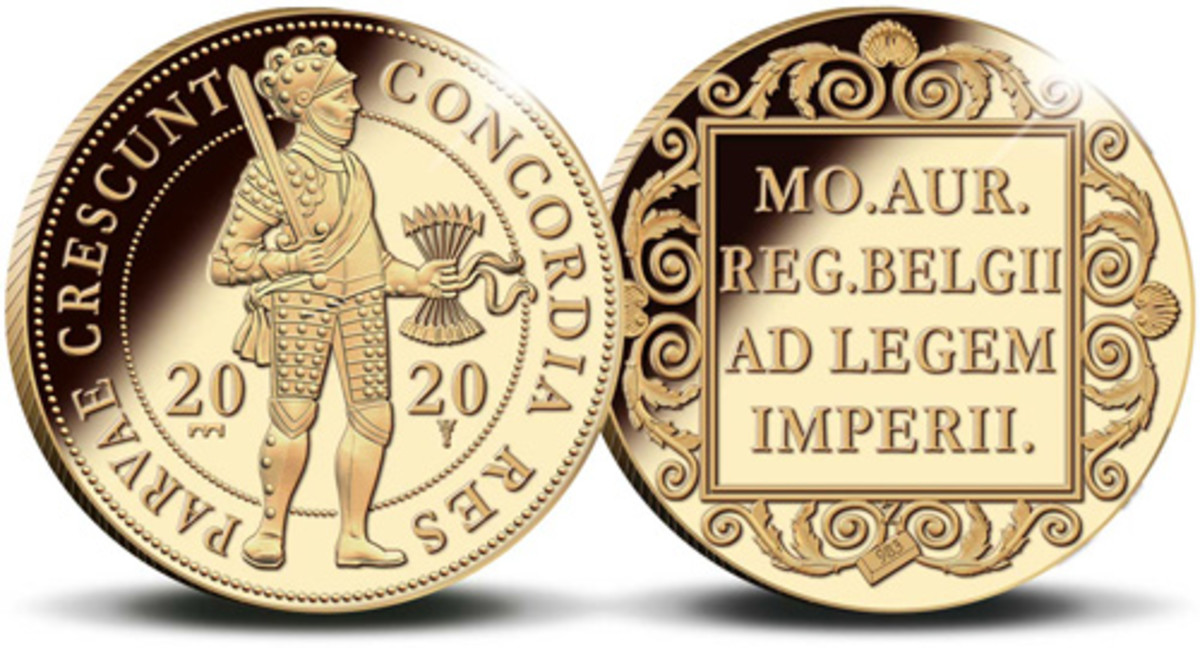 The Royal Dutch Mint's annual ducat and double ducat can be ordered now for delivery in September. Mintage will be limited to the total reservations made before June 1.