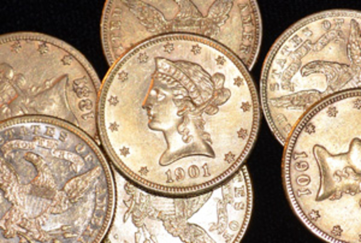 Many classic American gold coins can be purchased for little more than bullion melt value in current market conditions. These coins combine bullion investment and numismatic interest.