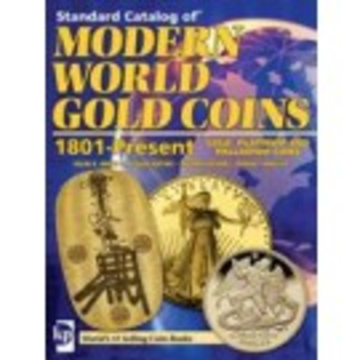 Standard Catalog of Modern World Gold Coins