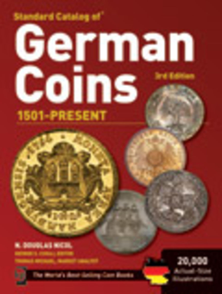 Standard Catalog of German Coins 1501-Present