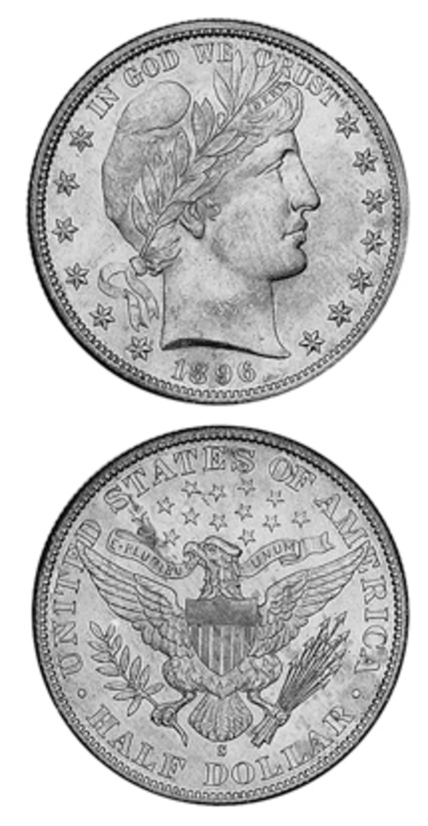 A variety of factors have made Mint State examples of the 1896-S Barber half dollar tough to find.