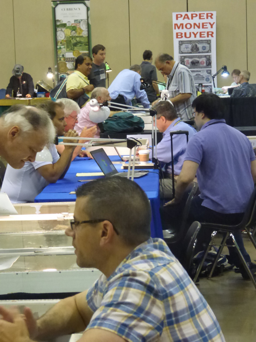 The 40th International Paper Money Show in Memphis was the place to be for paper money collectors.