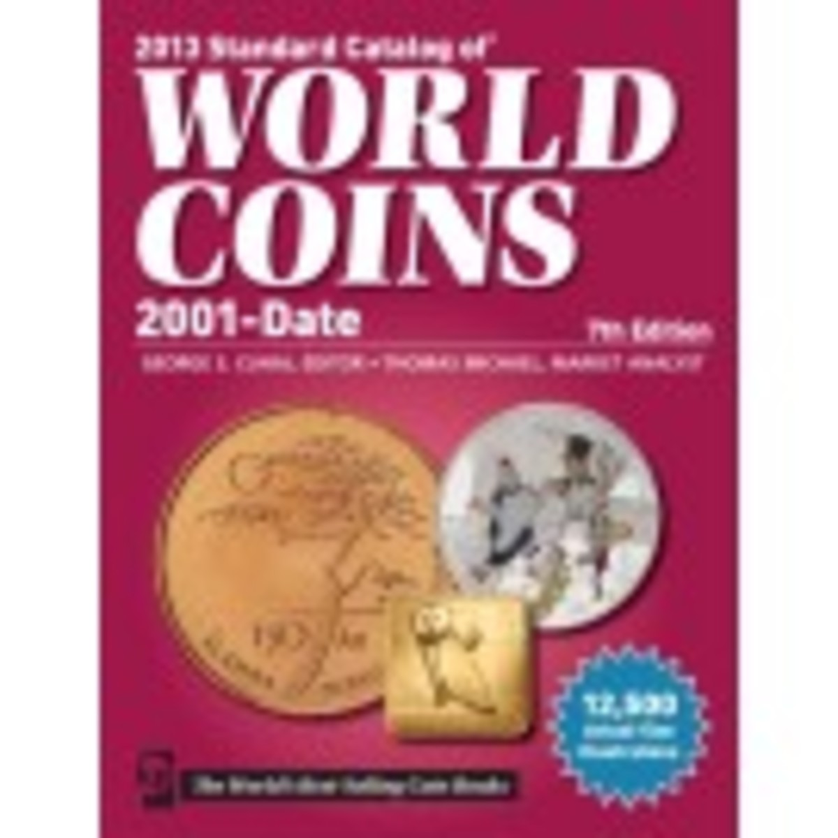 This 7th Edition of the Standard Catalog of World Coins, 2001 to Date is expanded with 216 added pages and hundreds of new listings and images