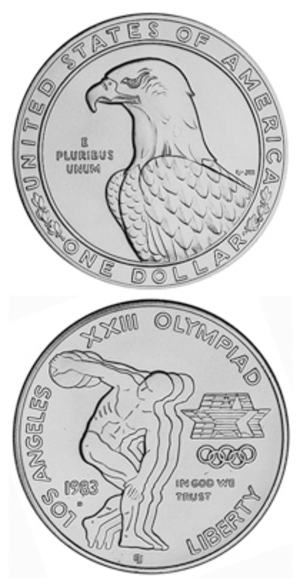 While the Los Angeles Olympics silver dollar of 1983 can currently be purchased for $25 or less, its historical value in paving the way for modern commemorative coins is priceless.