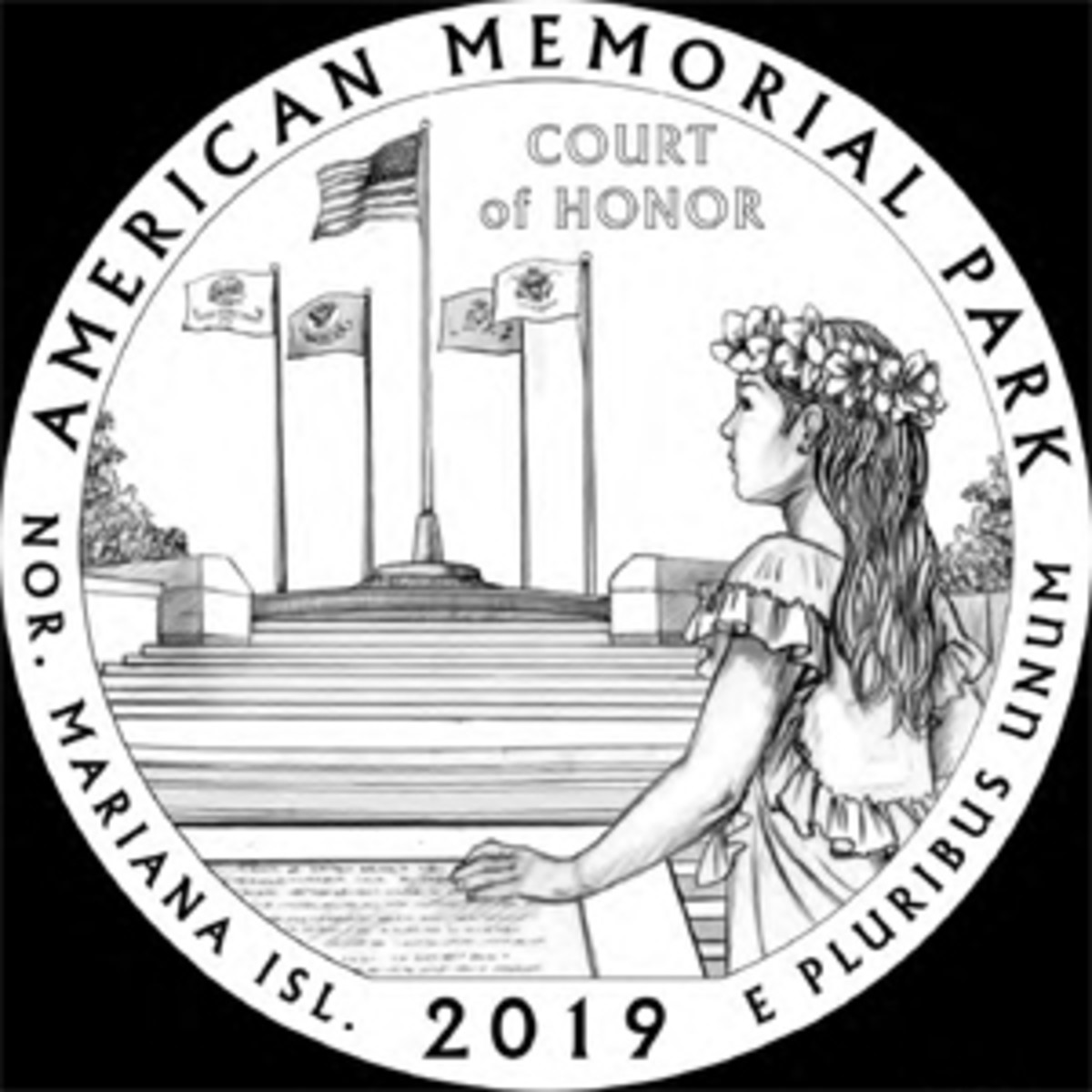 During a Jan. 16 meeting, the Mint also recommended the final design for the 2019 quarter honoring the American Memorial Park in the Northern Marianas Islands.