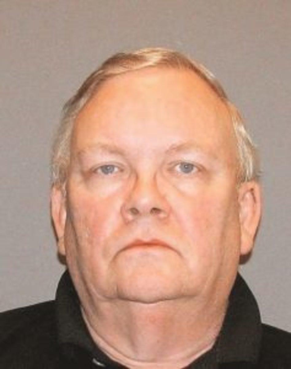 Barry Ron Skog (Photo courtesy Dakota Co. (MN) Sheriff's Office.)