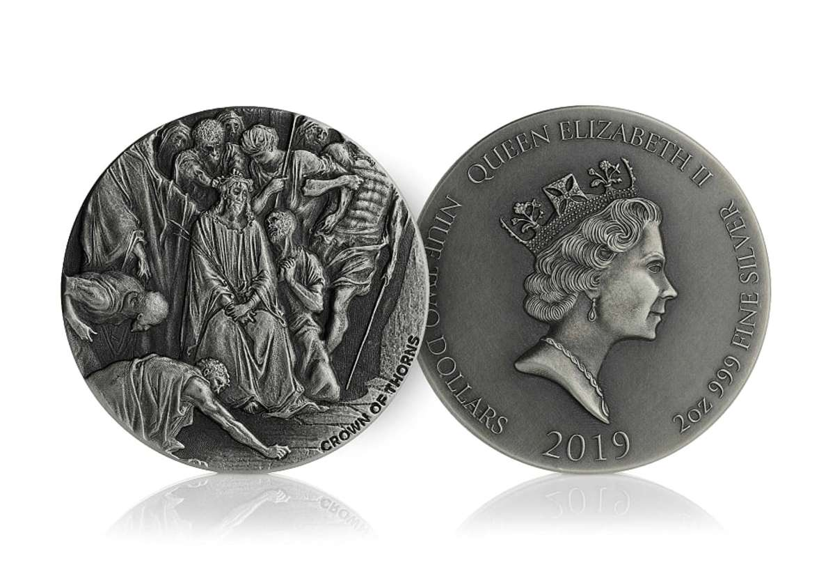 (Image courtesy of the Scottsdale Mint.)