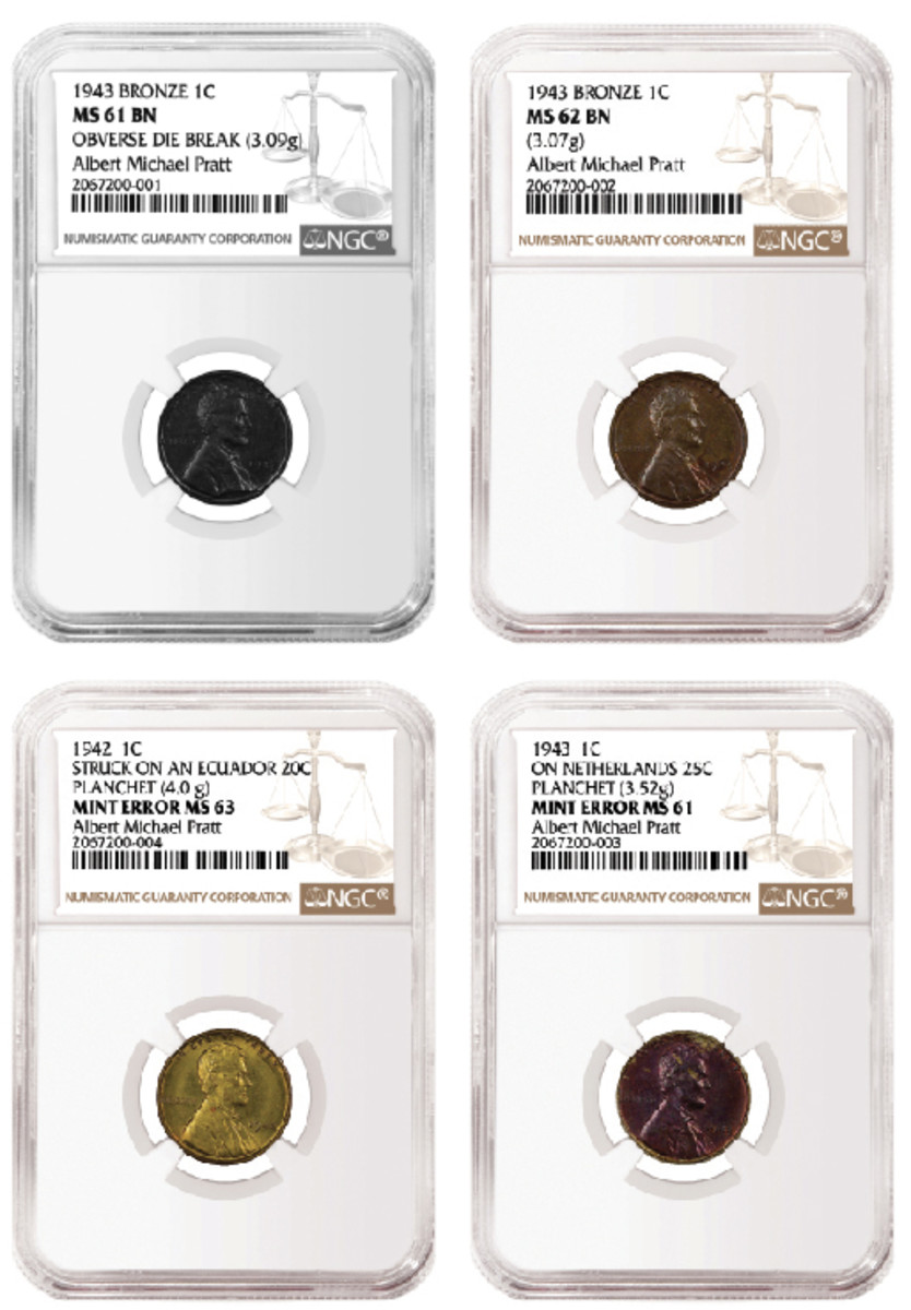 1943 Copper