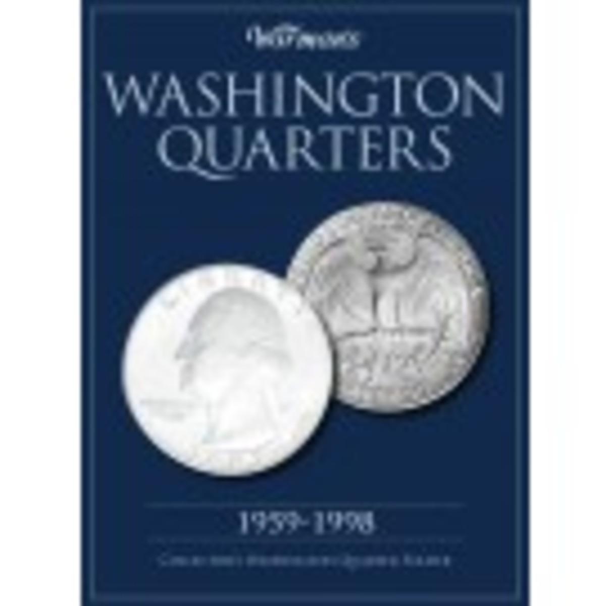 Washington Quarters 1959-1998 Collector's Folder