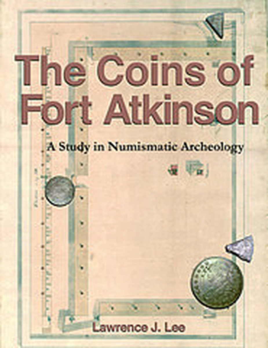 A 68-page book looks at coins found in Nebraska.
