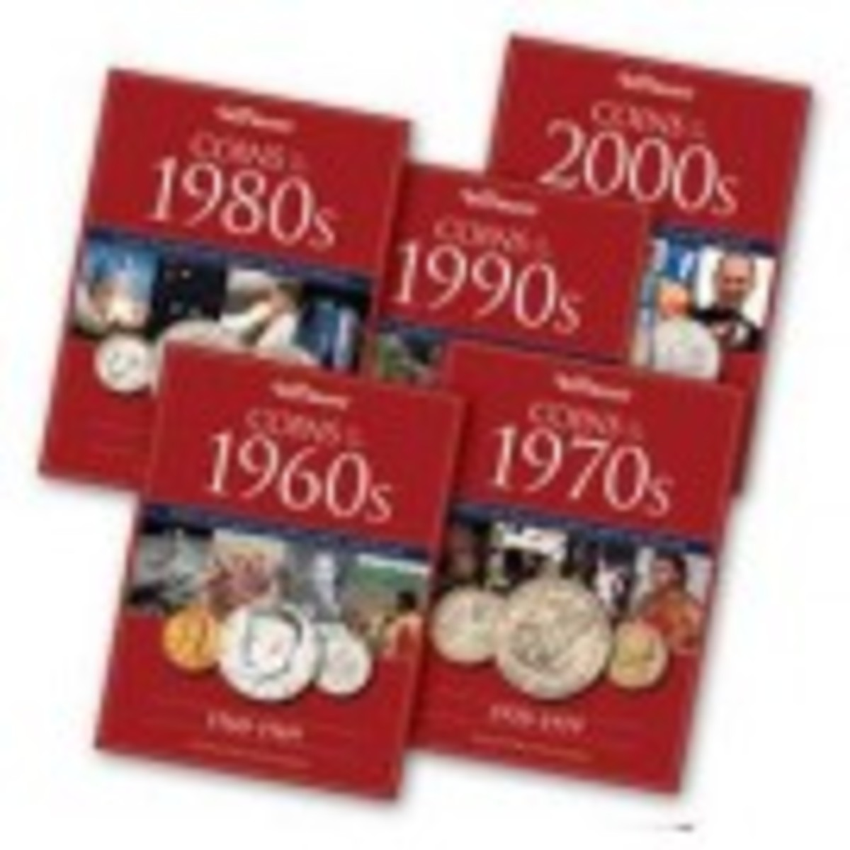 Warman's Coins of 1960s-2000s Decades