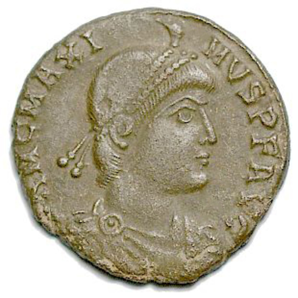 Imperial Roman coins like this one of Emperor Maximus could be included in a renewed memorandum.