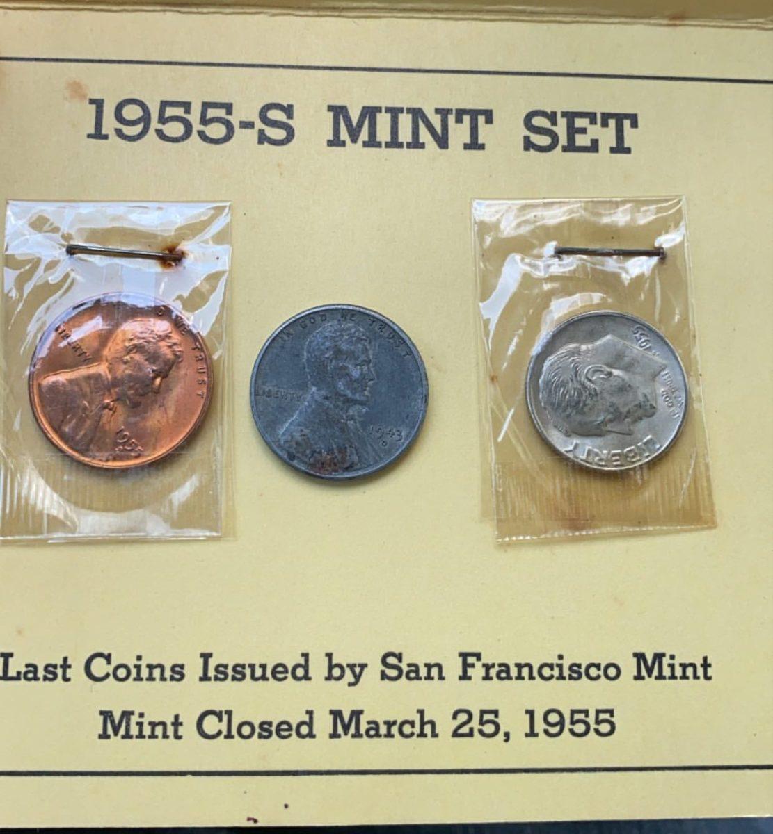Krause Mint Set