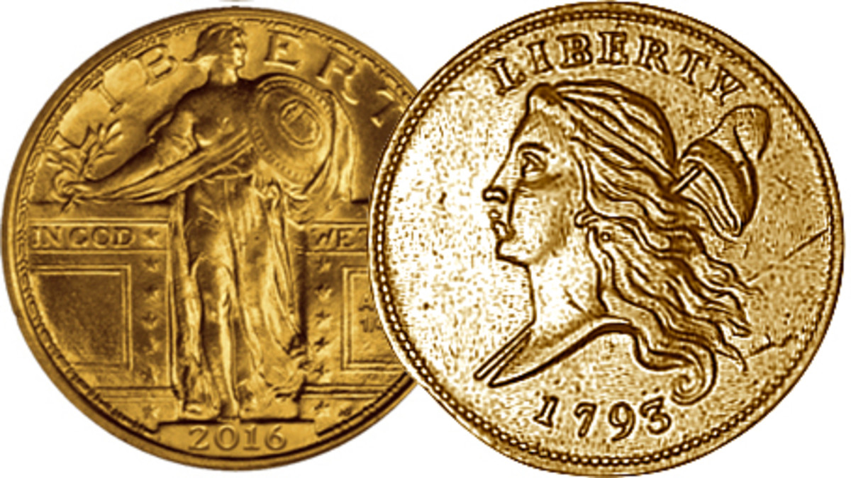 The Mint currently has plans to issue 2016 anniversary coins in gold and may issue some in 2017 as well.