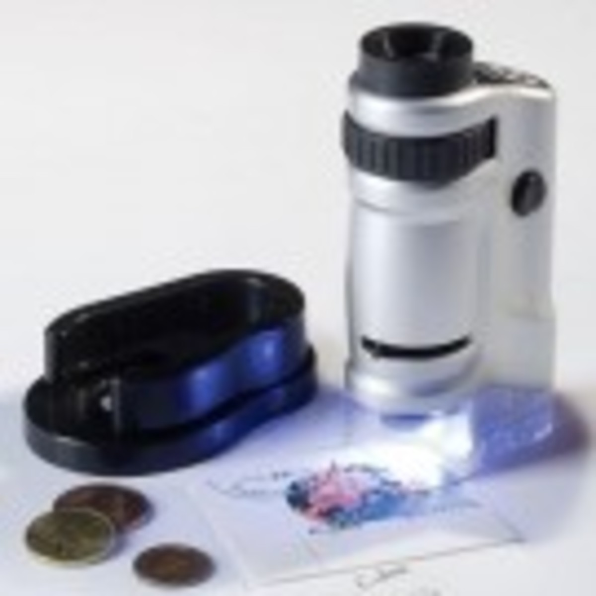 Zoom Pocket Microscope