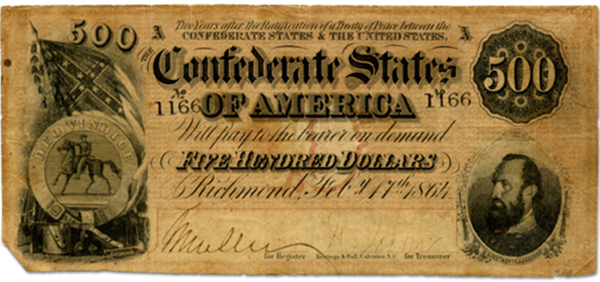 Images of the confederate flag on coins and currency have avoided scrutiny...for now.