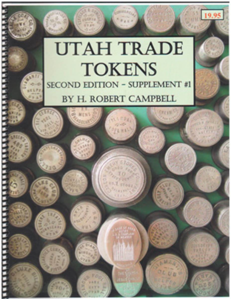 A Utah token supplement has been published by H. Robert Campbell.