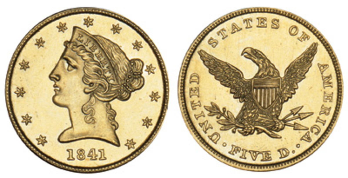 Not all Liberty Head $5 gold pieces are rare.