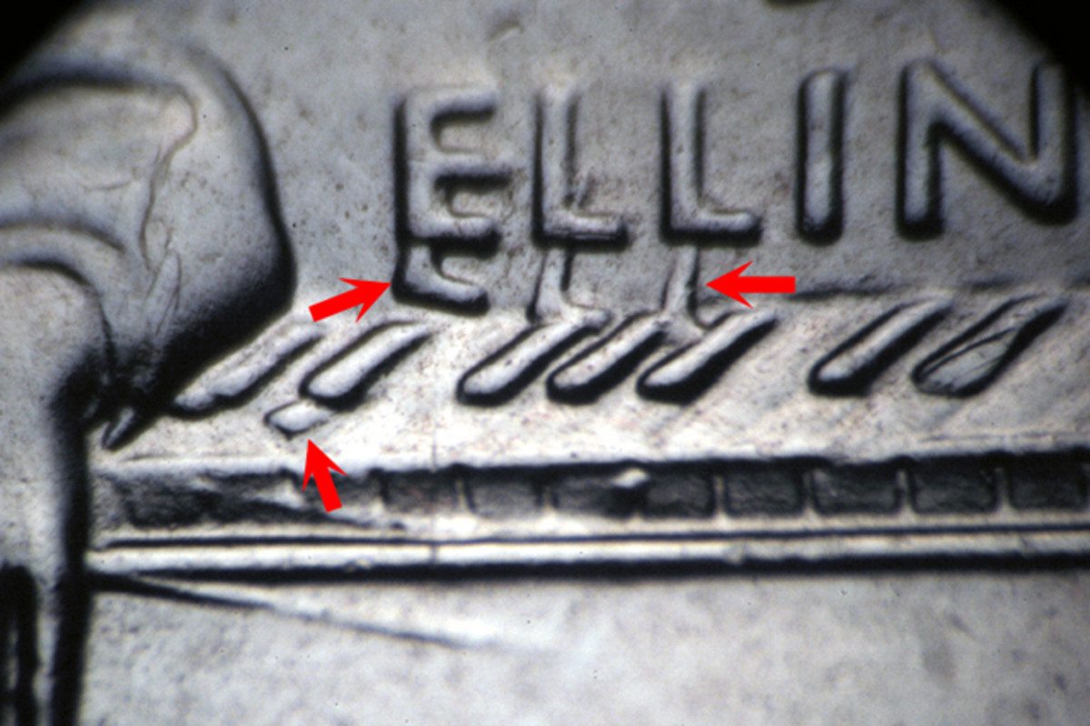 The 2009 Washington D.C. quarter has a doubled die error that is comparable to the Homestead error.