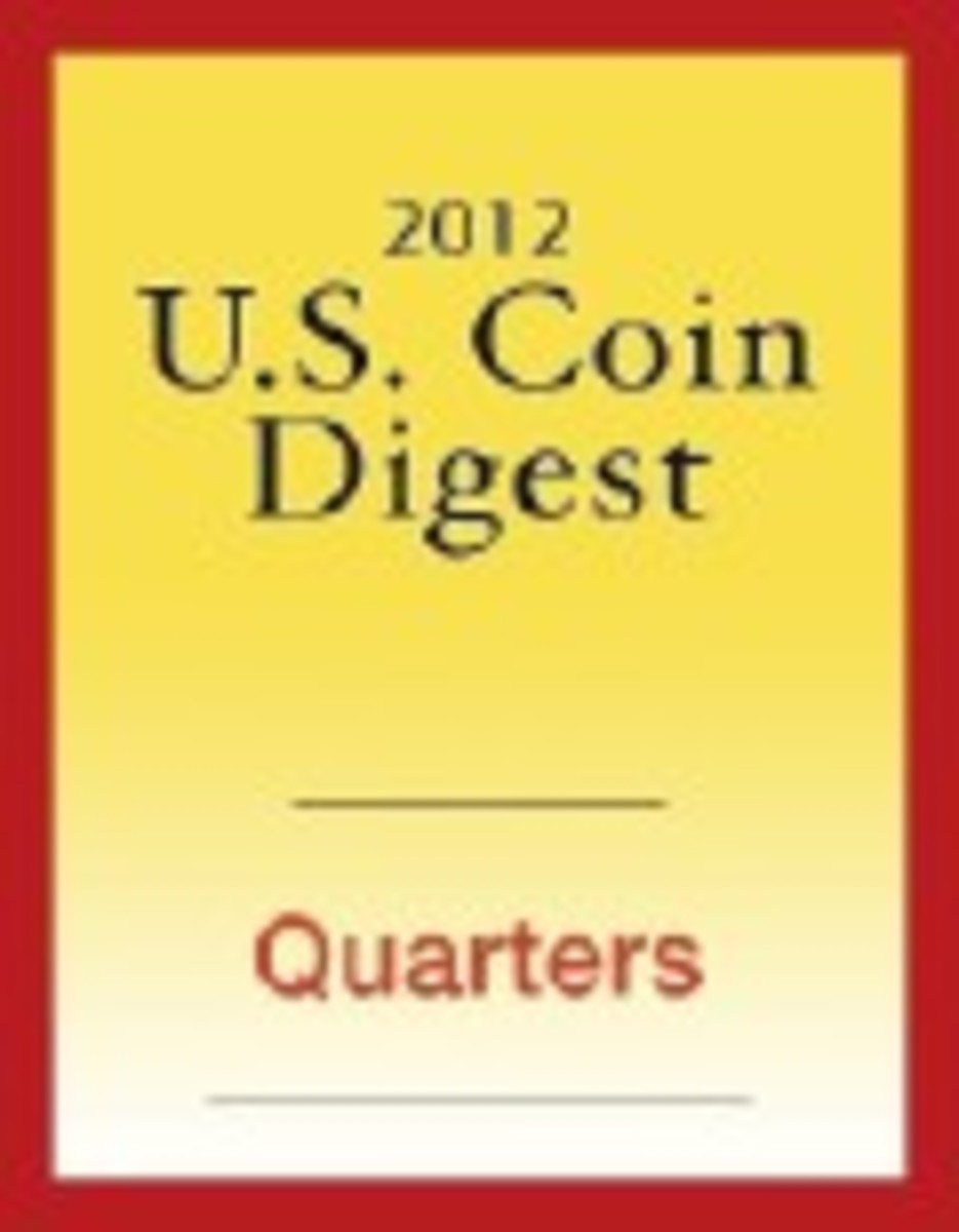 2012 U.S. Coin Digest: Quarters