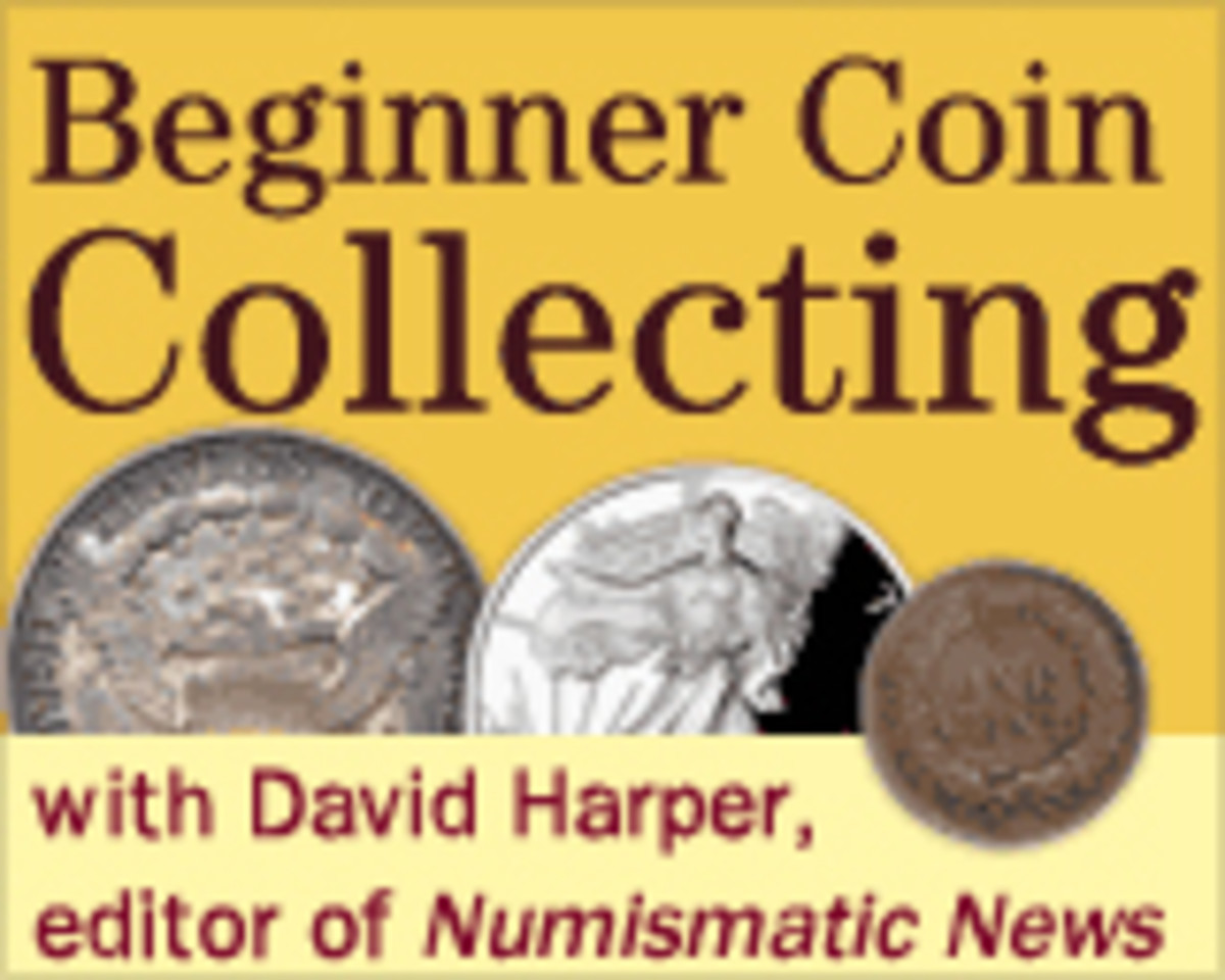 Beginner Coin Collecting Online Seminar Recording