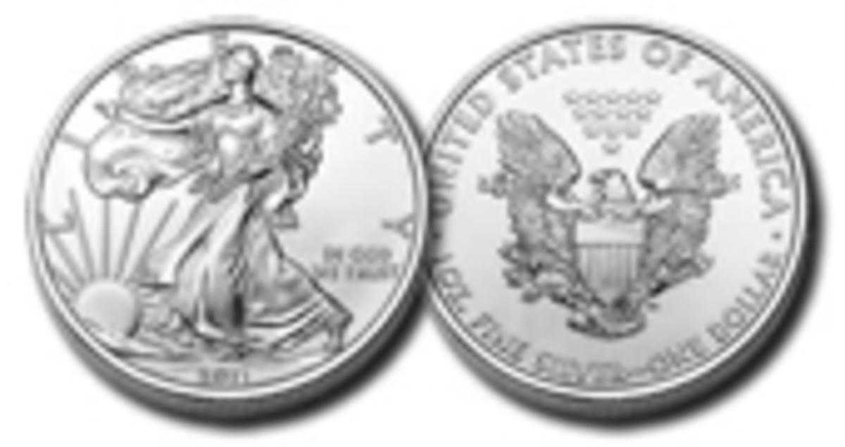 2011 American Eagle Silver Coin