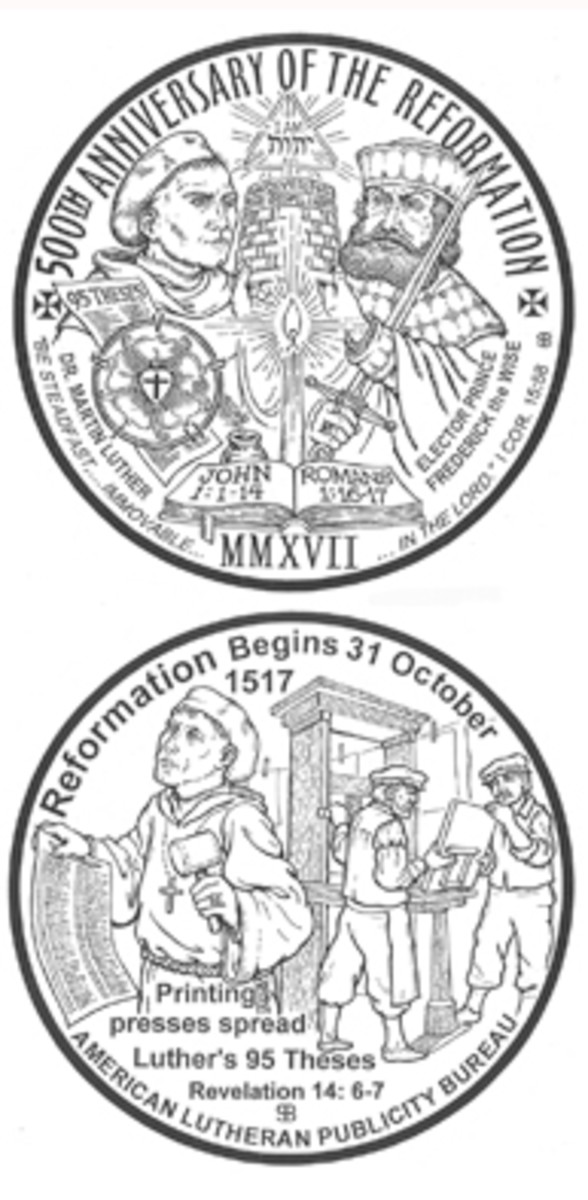 LutherMedal