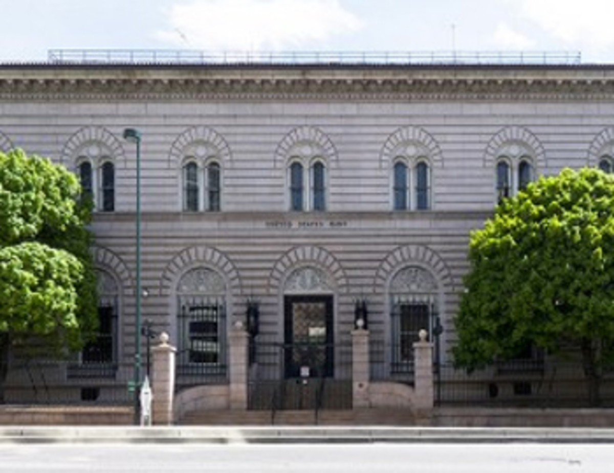 United States Mint Denver Facility