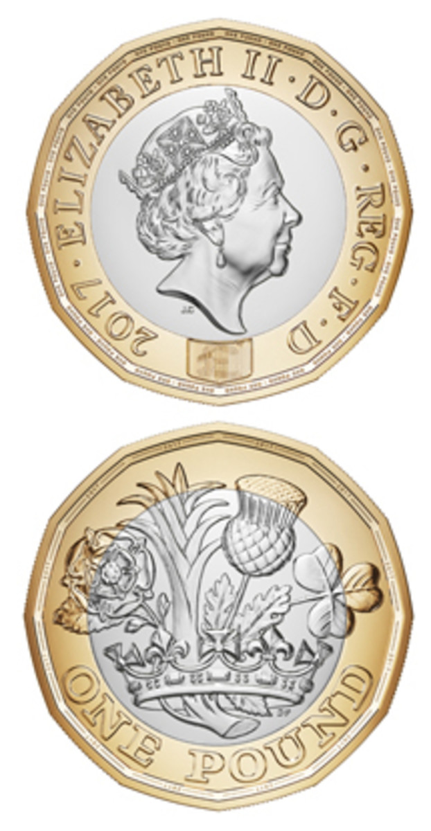 (Images courtesy British Royal Mint)