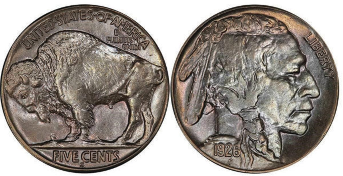 The highest seller in Legend Rare Coin's Sept. 26 sale was a 1926-S nickel graded Gem MS-65+. It hammered at $246,750.