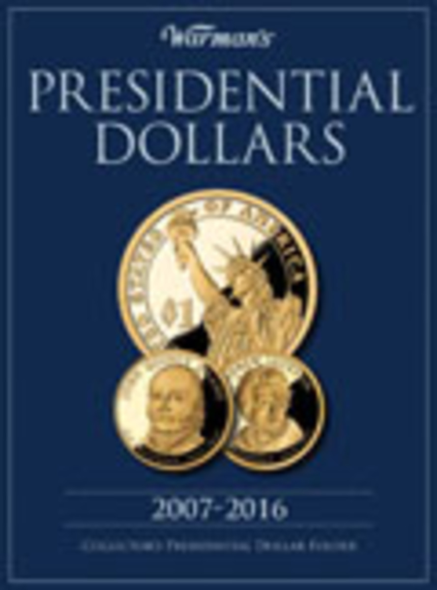 Presidential Dollar 2007-2016 Collector's Folder