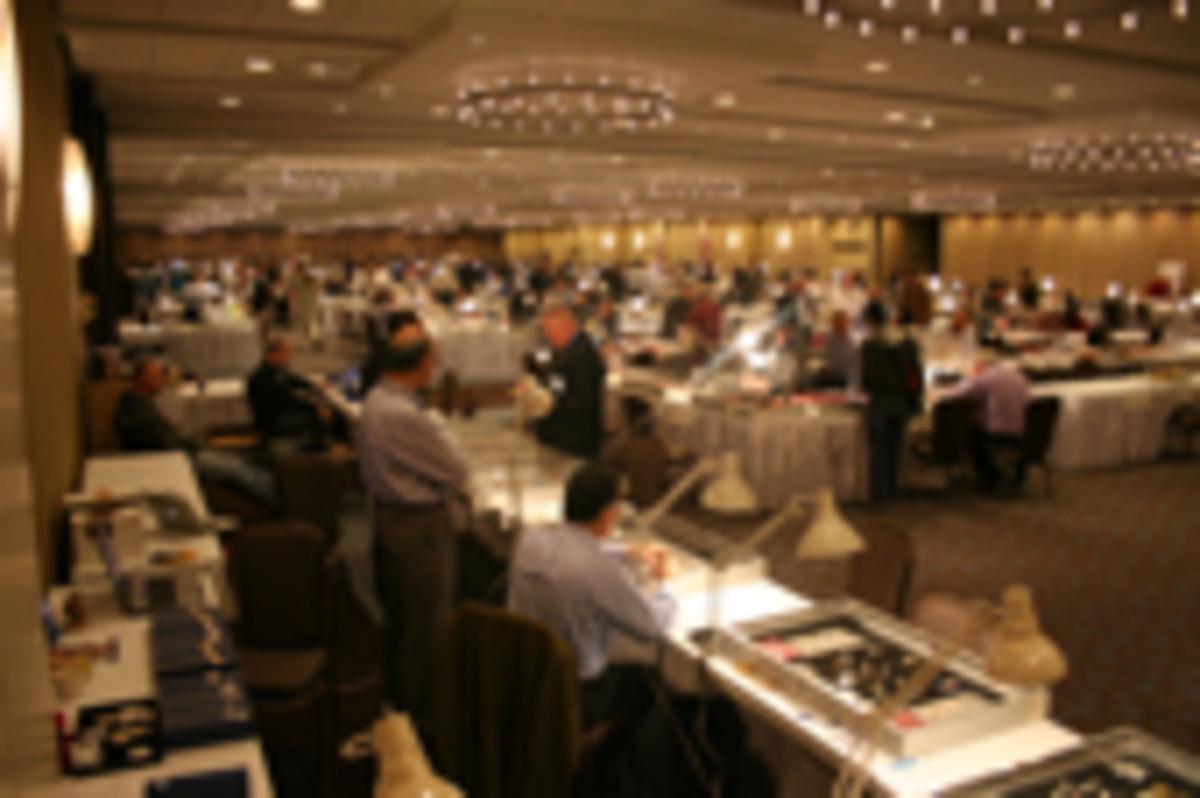 chicago international coin fair