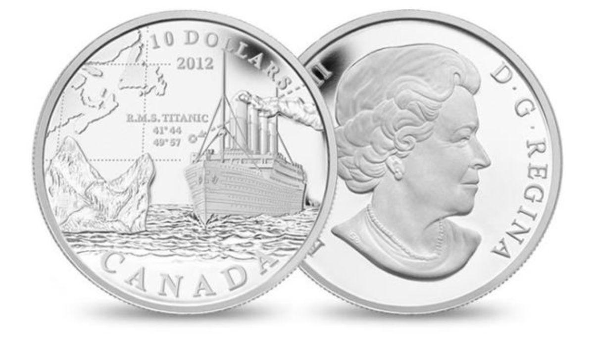 Titanic Canada