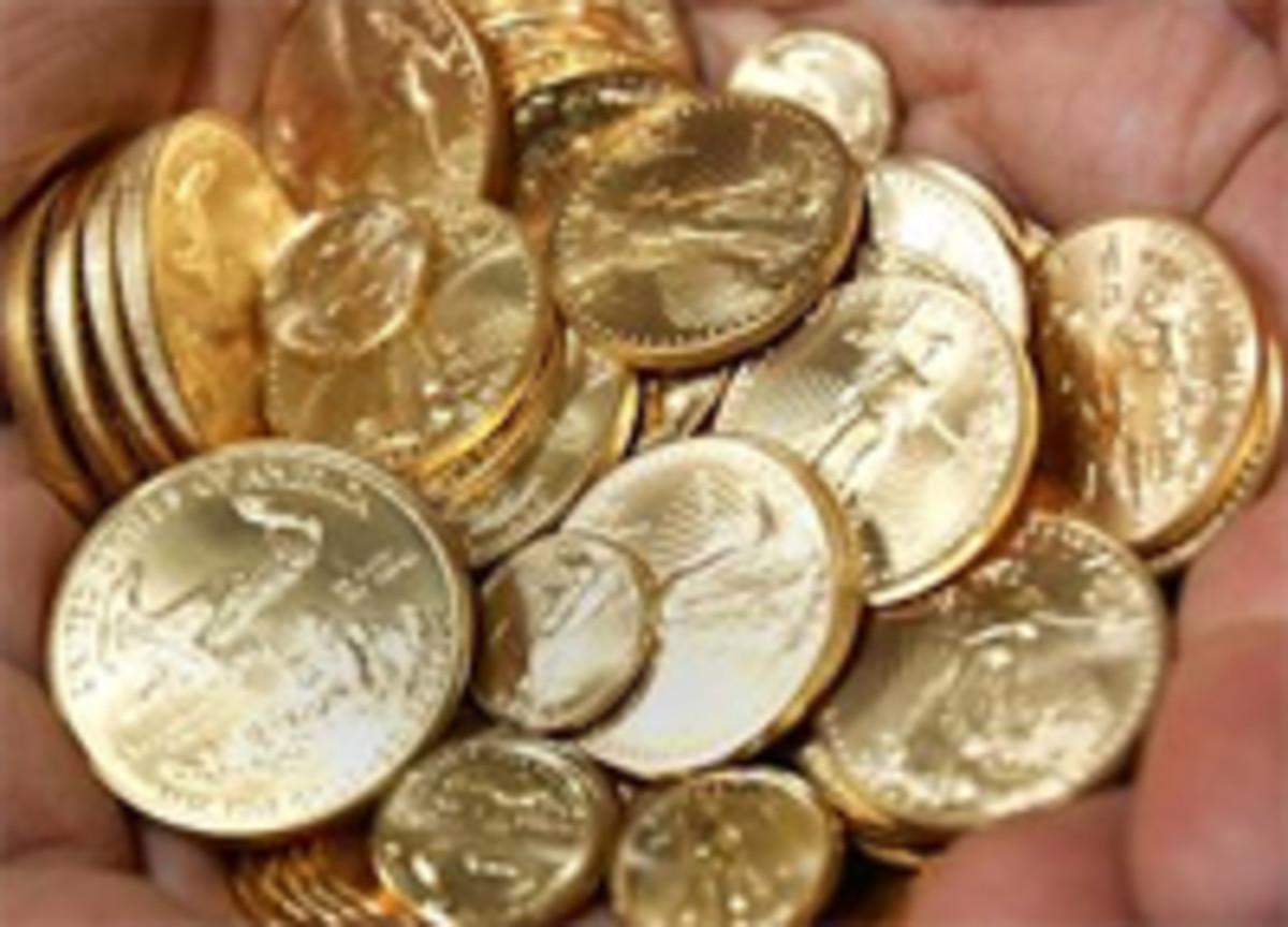 Gold Price Dips0411