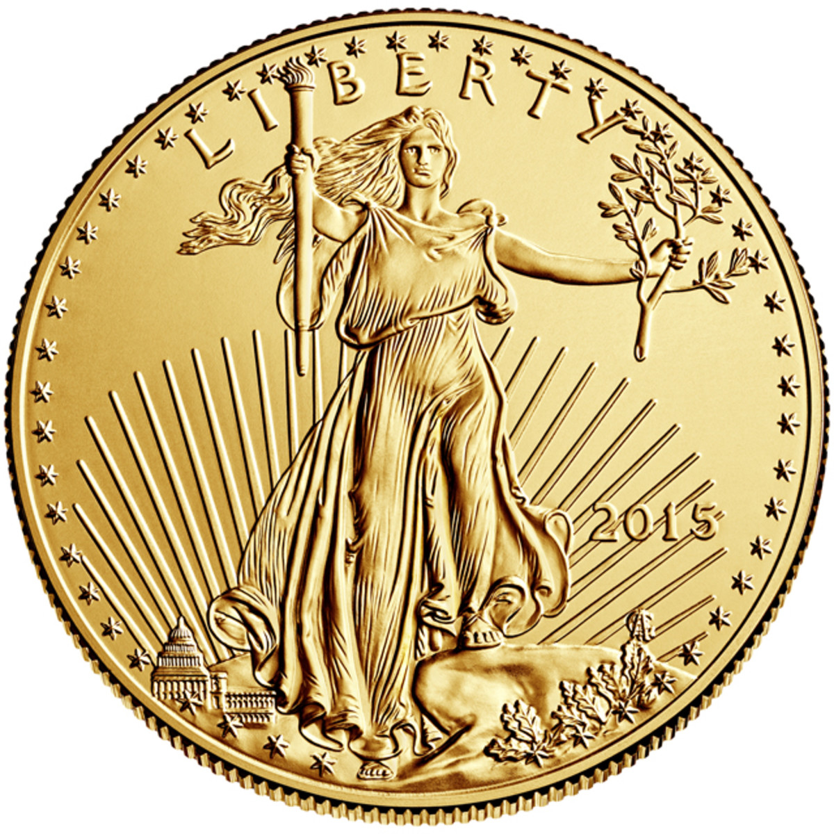 With a falling gold price and economic troubles across the globe, some investors are putting their money in gold.
