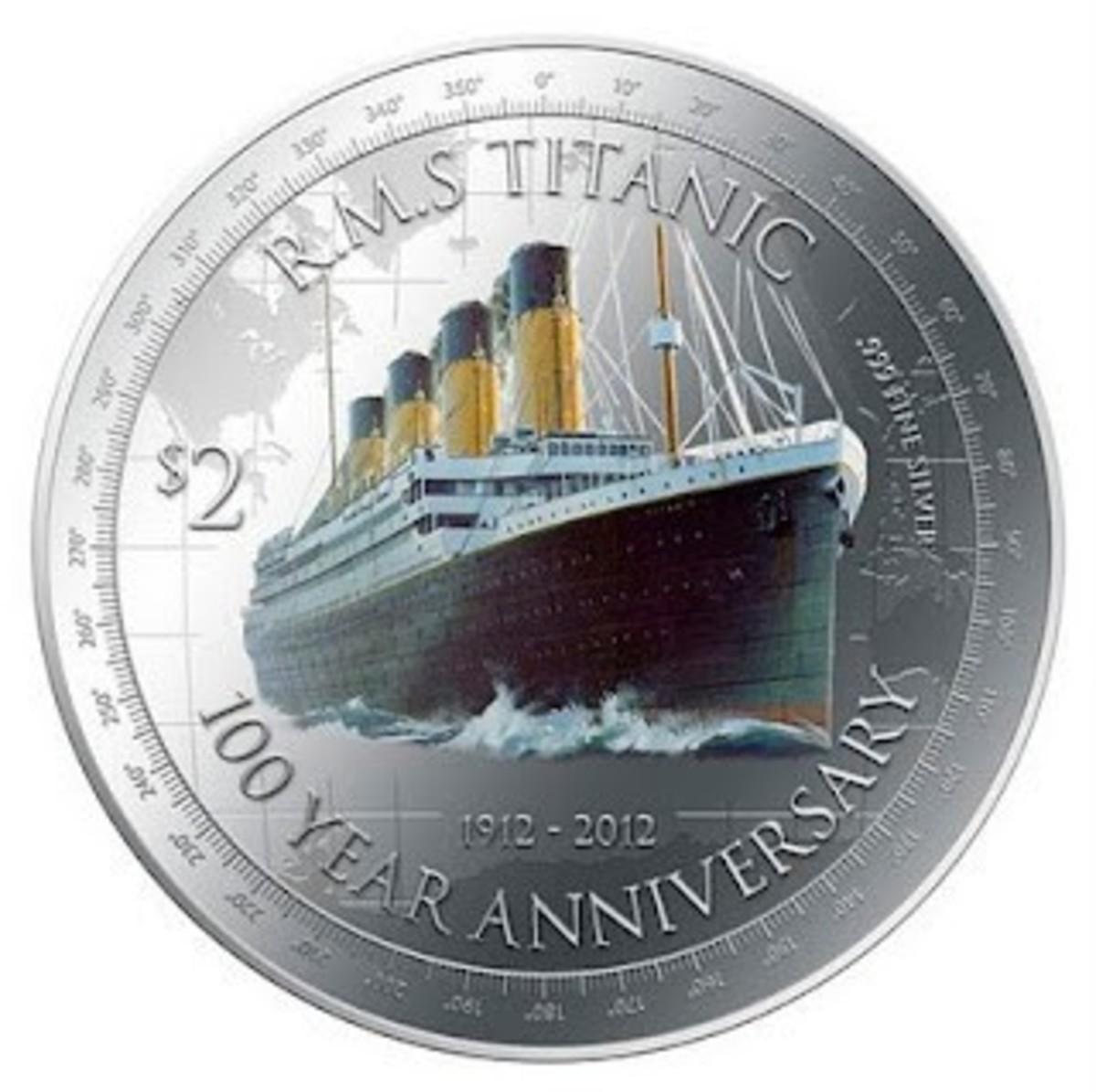 Titanic Niue