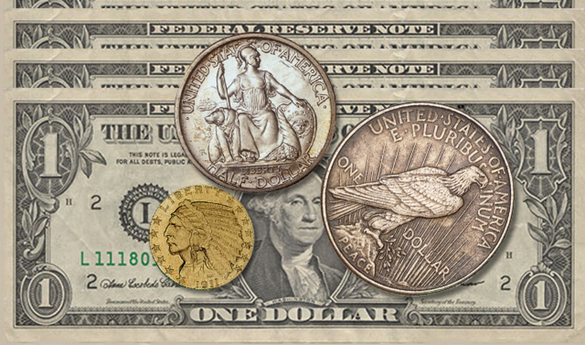 Scams involving coins are very common. Read on to learn how you can avoid them.